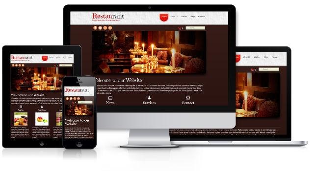 Responsive Website und Online Shop Erstellungssoftware - TOWeb